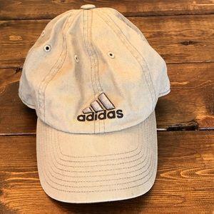 Adidas Classic Fit Adjustable Hat Tan